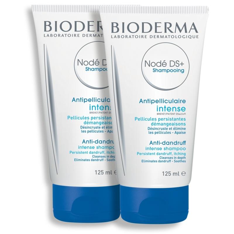 BIODERMA Nodé DS+ krémsampon 2 x 125 ml