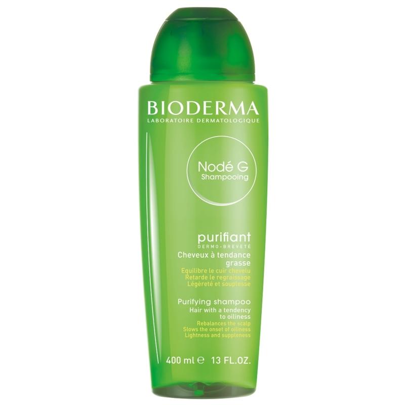 BIODERMA Nodé G tisztító sampon zsíros hajra 400 ml