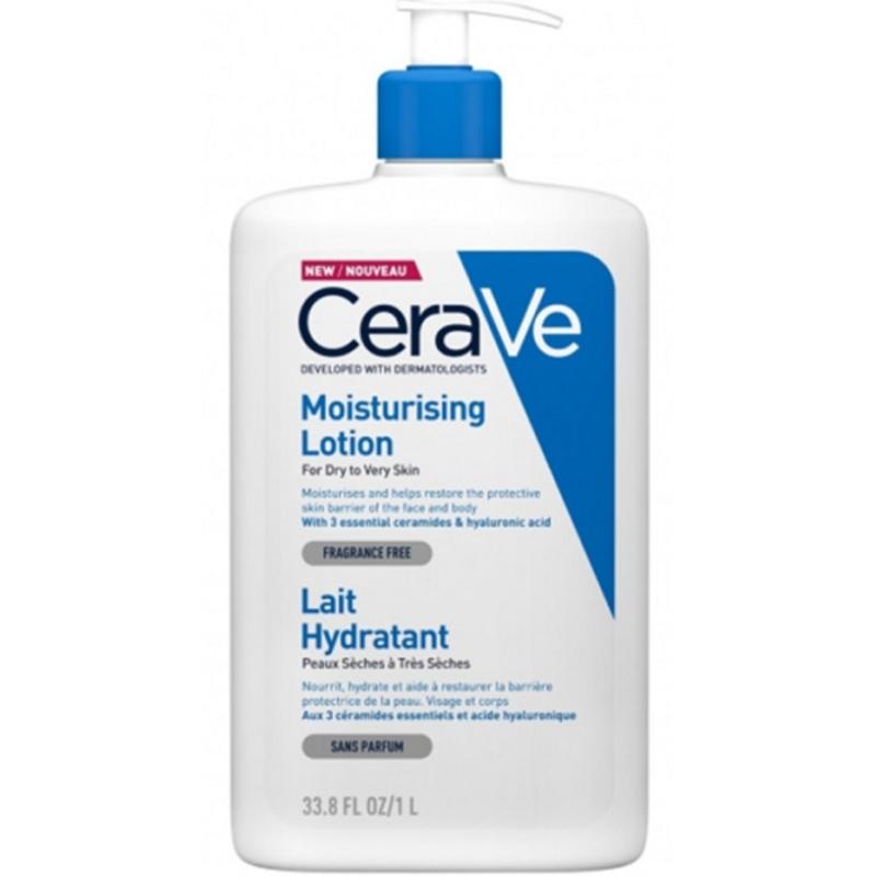 CERAVE hidratáló testápoló tej normál, száraz bőrre 1000 ml