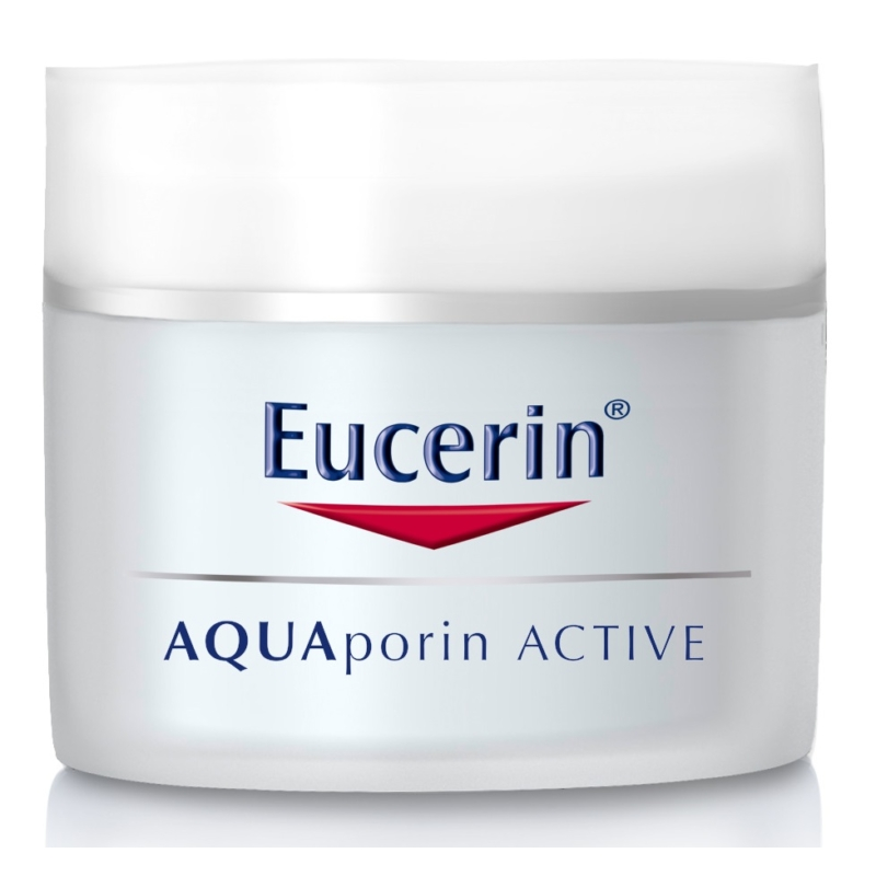 EUCERIN AQUAporin ACTIVE hidratáló arckrém száraz bőrre 50 ml