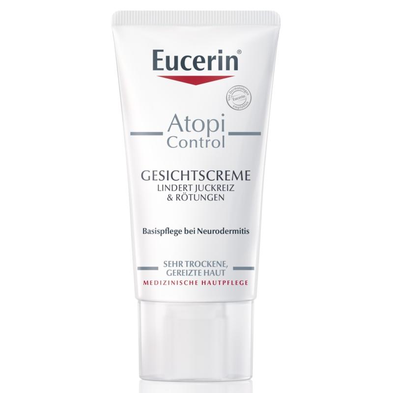 EUCERIN AtopiControl arckrém 50 ml