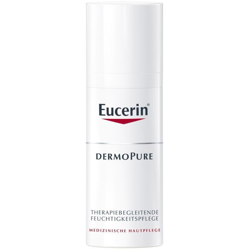 EUCERIN DermoPure bőrnyugtató krém, akne terápia kiegészítő kezelés 50 ml