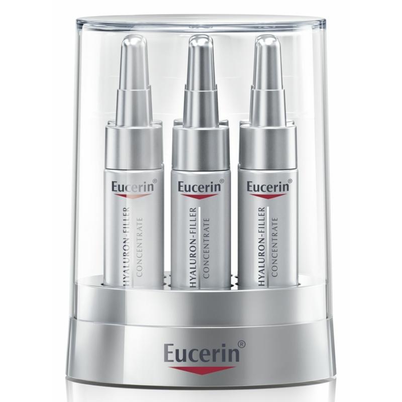 EUCERIN Hyaluron-Filler ráncfeltöltő szérum 6x5 ml