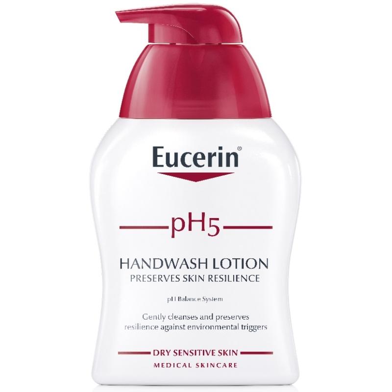 EUCERIN pH5 bőrkímélő folyékony szappan 250 ml