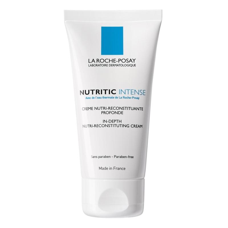 LA ROCHE-POSAY Nutritic Intense mélytápláló bőrápoló a száraz bőr átalakításáért 50 ml