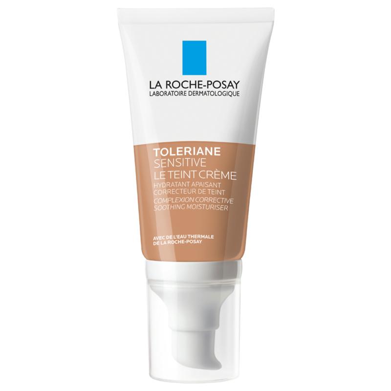LA ROCHE-POSAY Toleriane Sensitive színezett arckrém médium 50 ml