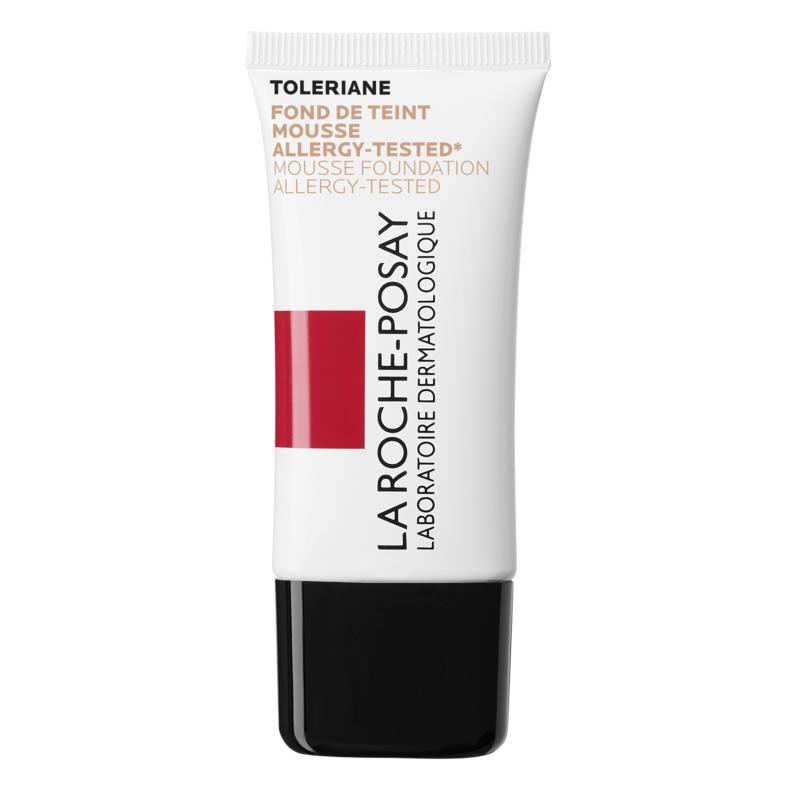 LA ROCHE-POSAY Toleriane Teint mattító hatású hab állagú alapozó 03 - sand beige 30 ml