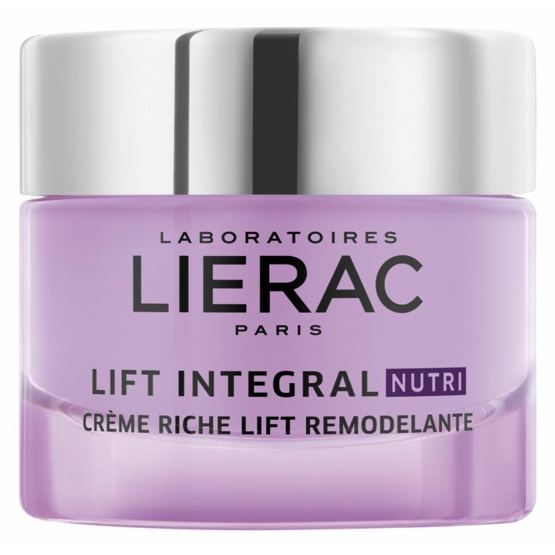LIERAC Lift Integral gazdag felépítő krém extra száraz..