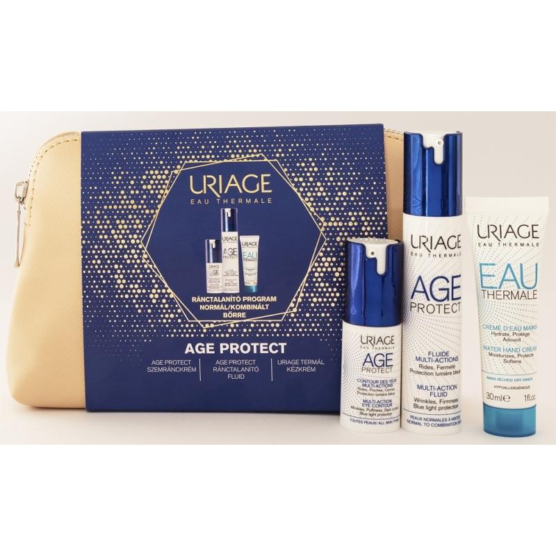 URIAGE Age Protect ránctalanító neszesszer normál, kombinált bőrre