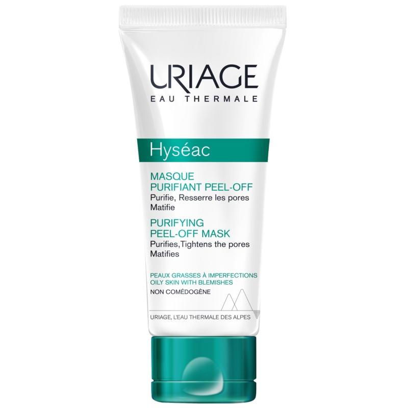 URIAGE Hyséac mélytisztító maszk zsíros bőrre 50 ml