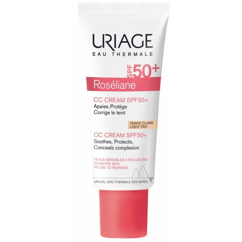 URIAGE Roséliane CC krém színezett SPF50+ 40 ml