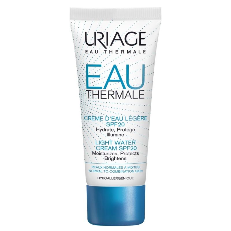 URIAGE Termál hidratáló arckrém SPF20 normál, kombinált bőrre 40 ml