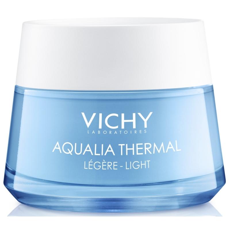 VICHY Aqualia Thermal Light hidratáló arckrém normál, kombinált bőrre 50 ml