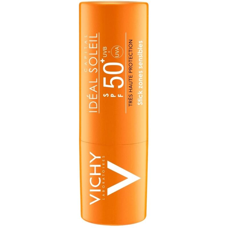 VICHY Ideal Soleil napvédő stift érzékeny területekre SPF50+ 9 g