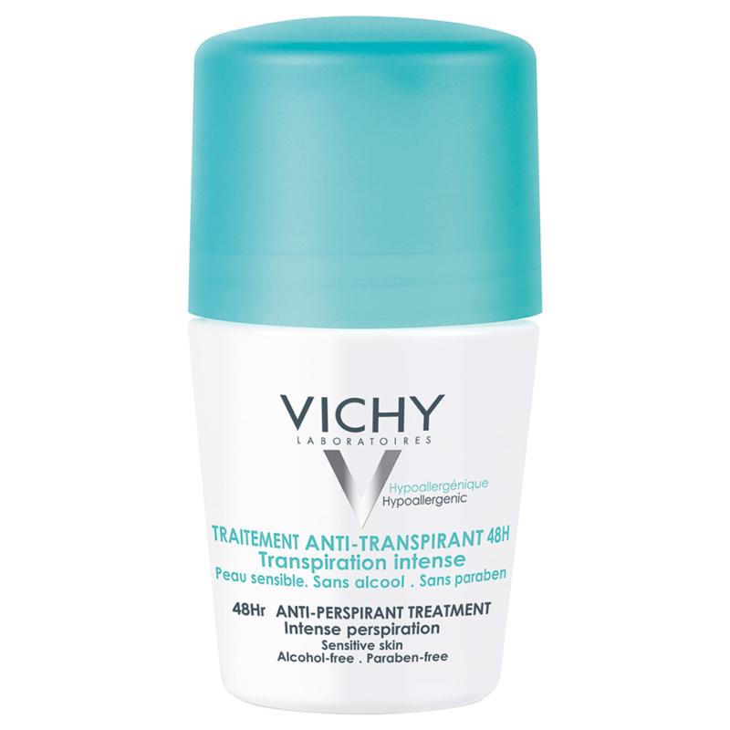 VICHY izzadságszabályozó golyós dezodor 50 ml